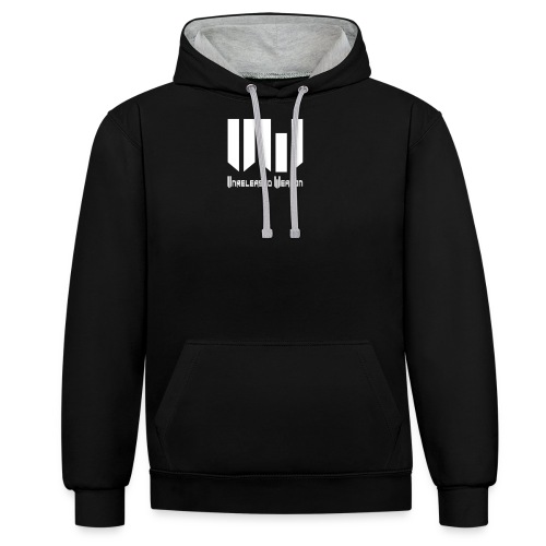 Logo Unreleased Weapon 2 - Sweat-shirt contraste