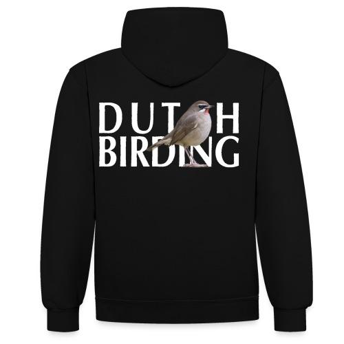 JaapDenee RKN 2W - Contrast hoodie