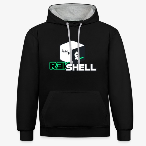 HTTP-revshell - Contrast Colour Hoodie