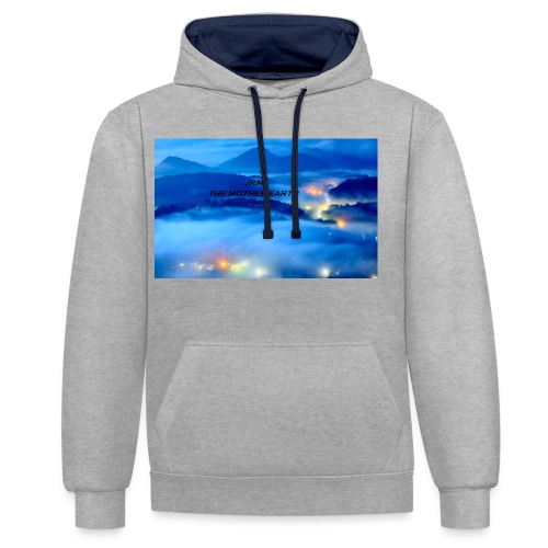 the mother earth collection 2017 - Sweat-shirt contraste