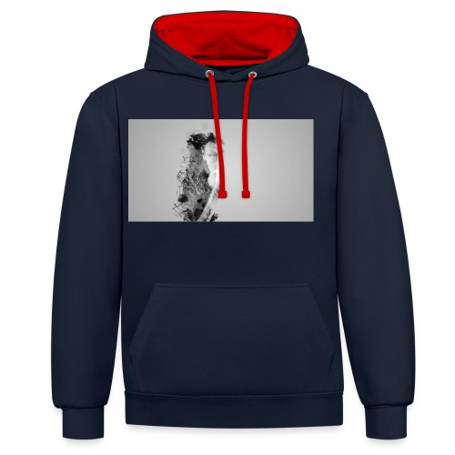 Art et Design - Sweat-shirt contraste