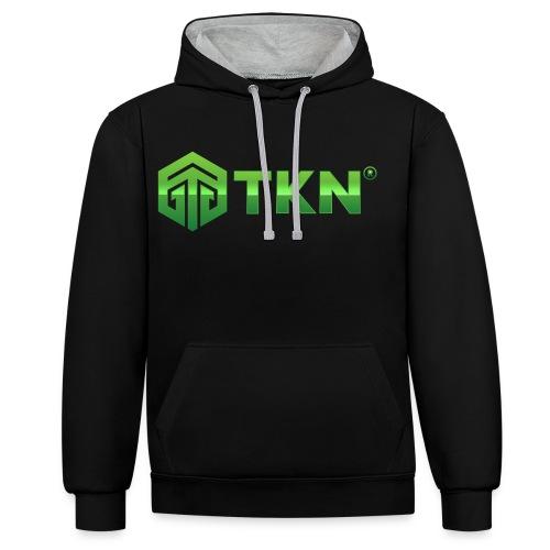 TKN Merchandise - Contrast Colour Hoodie
