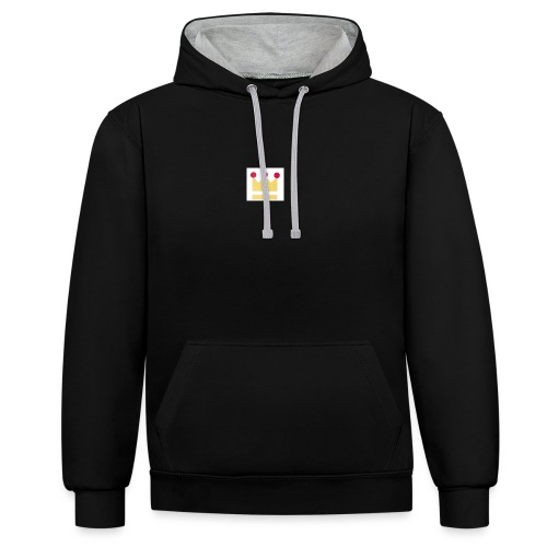 OG COLECTION - Contrast Colour Hoodie