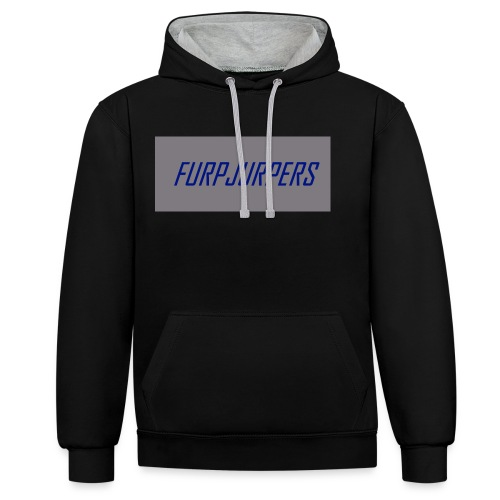 Furpjurpers [OFFICIAL] - Contrast Colour Hoodie