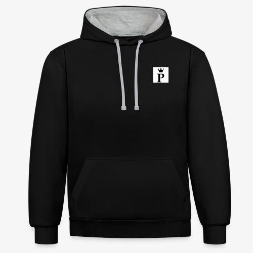 hoodies - Contrast hoodie