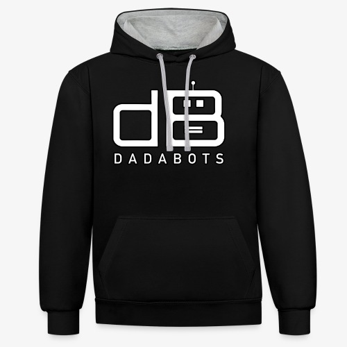 dB - Contrast Colour Hoodie