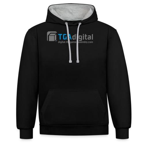 TGA_digital_logo_inkscape - Kontrastluvtröja