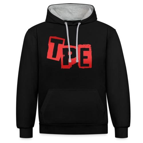 TPE T-shirt - Kontrastluvtröja
