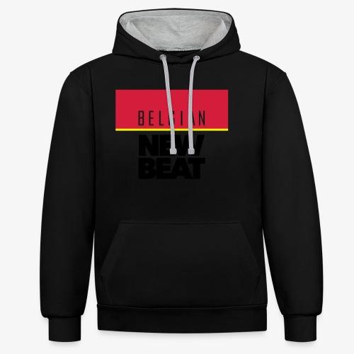 BNB SQ - Contrast hoodie