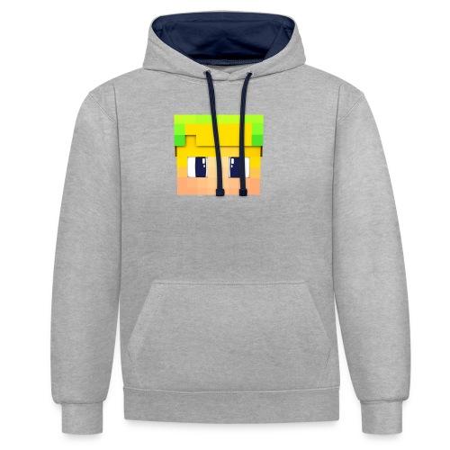 Yoshi Games Shirt - Contrast hoodie