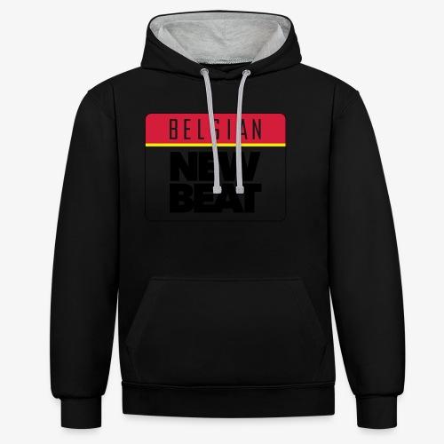 BNB LOGO - Contrast hoodie
