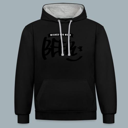 Beer Premium T-shirt - Contrast hoodie