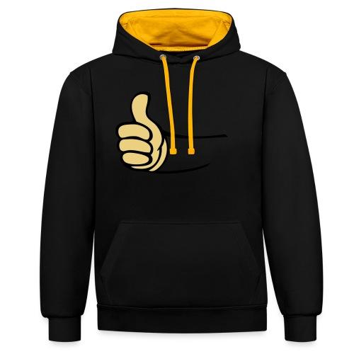 Vault - Contrast hoodie