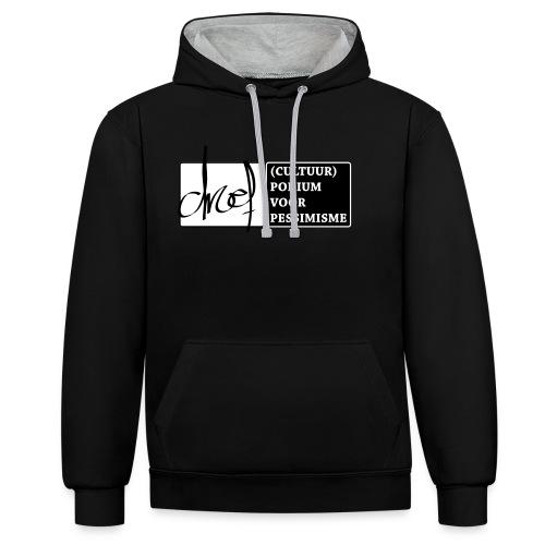 Droef Cultuurpodium - Contrast hoodie