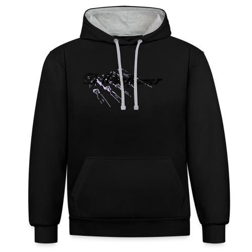 werkkamer edit - Contrast hoodie