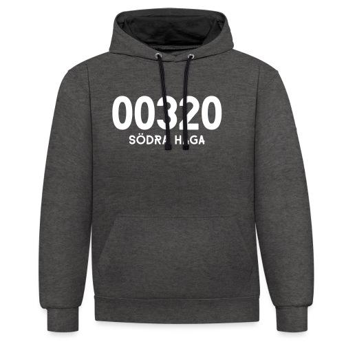 00320 SODRAHAGA - Kontrastihuppari