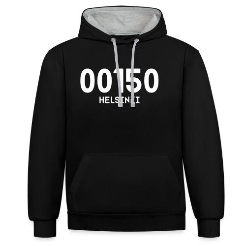 00150 HELSINKI - Kontrastihuppari