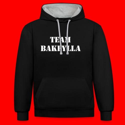 Team Bakfylla - Kontrastluvtröja