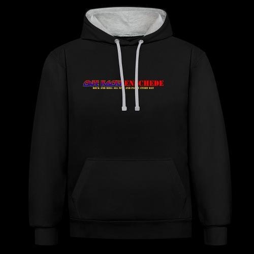 RNR All Nite - Contrast hoodie
