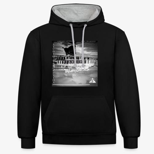 PERCEPTON BIARRITZ - PERCEPTION CLOTHING - Sweat-shirt contraste