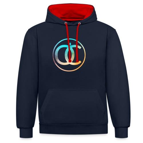 OliC Clothes Special - Kontrast-hættetrøje