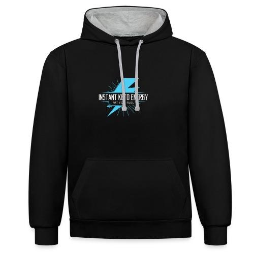 KETONES - Instant Energy Tasse - Kontrast-Hoodie