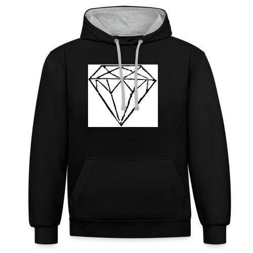 Diamond - Kontrastluvtröja