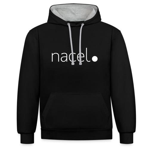 Logo Nacel - Sweat-shirt contraste