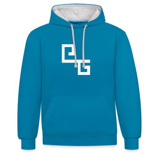 ProxGameplay Mannen T-Shirt - Contrast hoodie