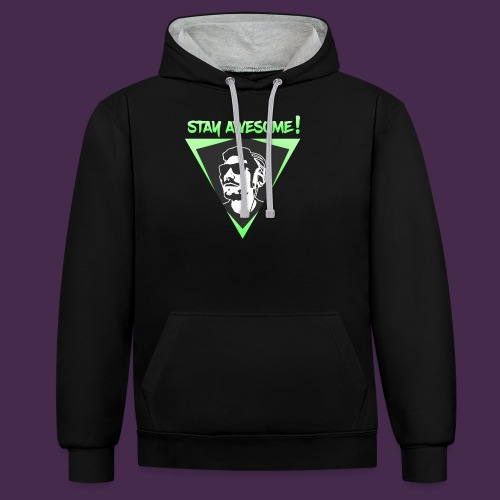 Stabner Cup - Contrast Colour Hoodie