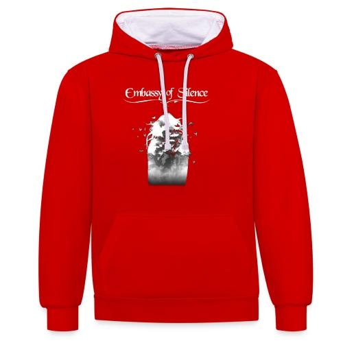 Verisimilitude - T-shirt - Contrast Colour Hoodie