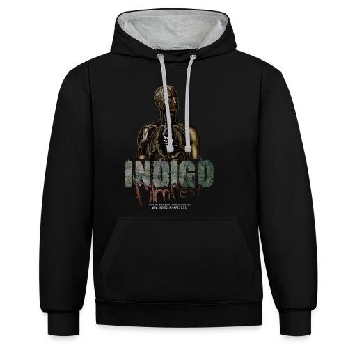 IFVII - INDIGO filmfest 7 - Anatomie - Kontrast-Hoodie