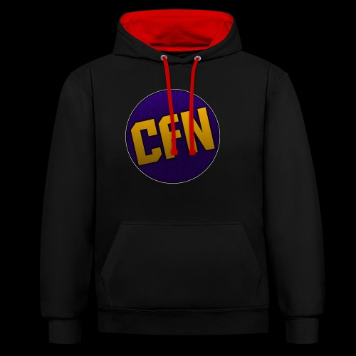 CFN - Contrast Colour Hoodie
