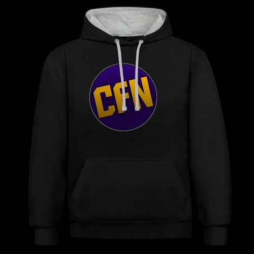 CFN - Contrast Colour Hoodie
