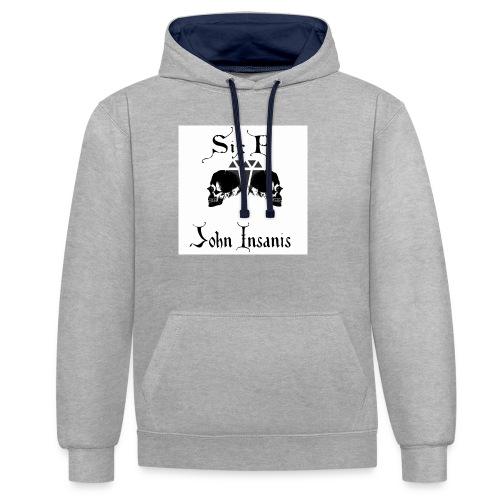 Six P & John Insanis New T-Paita - Kontrastihuppari