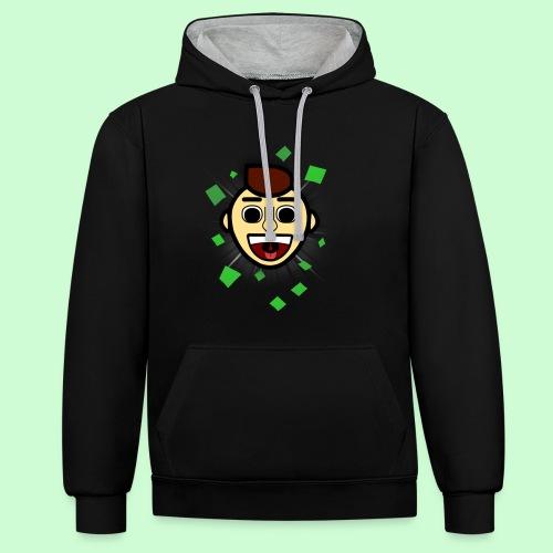 Tigootje Shirt Design - Contrast hoodie