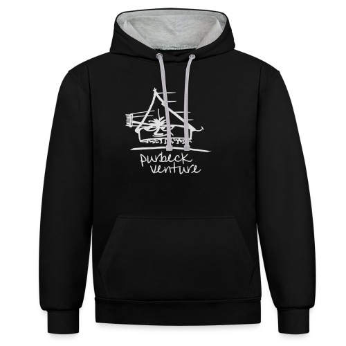PV Active 2015 - Contrast Colour Hoodie