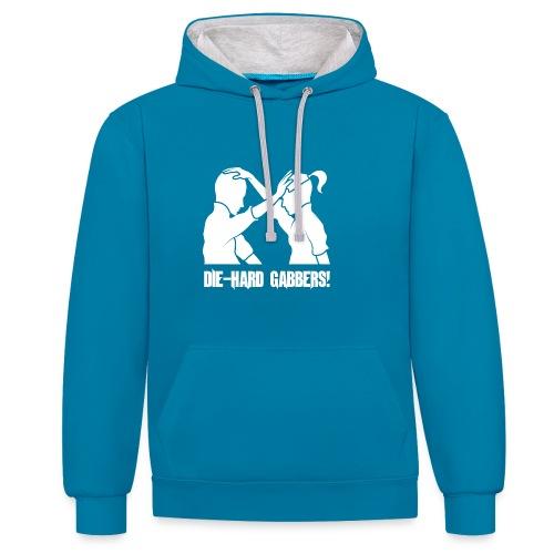 dhg3 png - Contrast hoodie
