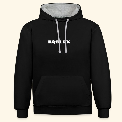 Roblox - Contrast Colour Hoodie