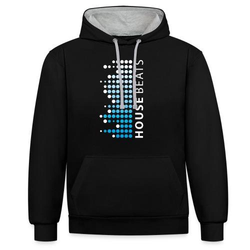 design_dots-png - Kontrast-Hoodie