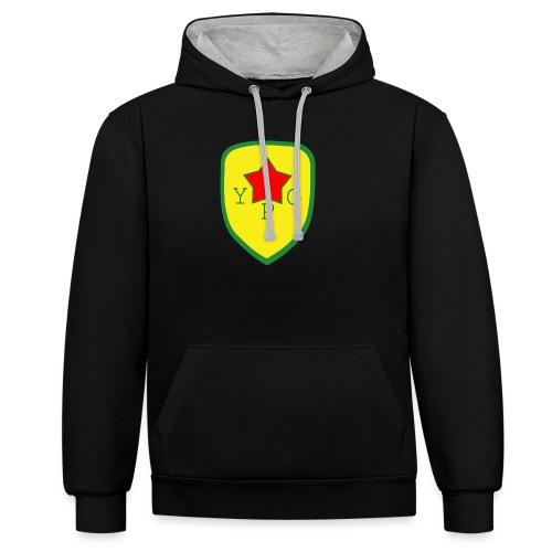 YPG Snapback Support hat - Kontrastihuppari