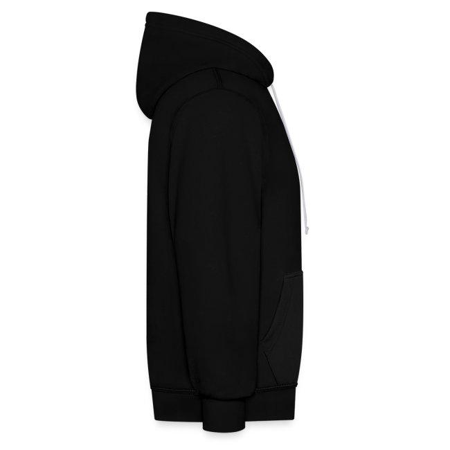 Vorschau: Oida Fux - Kontrast-Hoodie