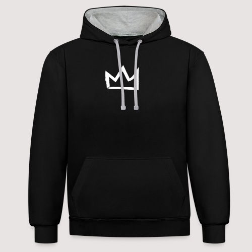 CRN X - Contrast Colour Hoodie