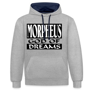 Morpheus _-_ God_Of_Dreams - Contrast hoodie