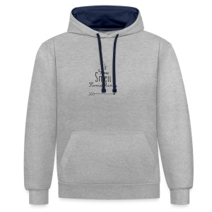 If You Smell Something Right Twins Rompertje - Contrast hoodie