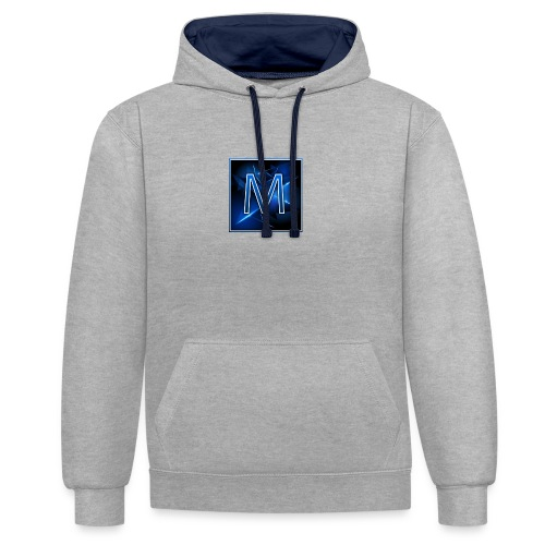 Mad Champz - Contrast Colour Hoodie