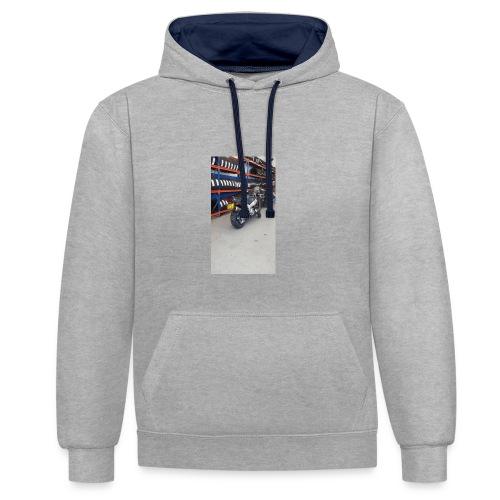 13528935_10208281459286757_3702525783891244117_n - Contrast hoodie