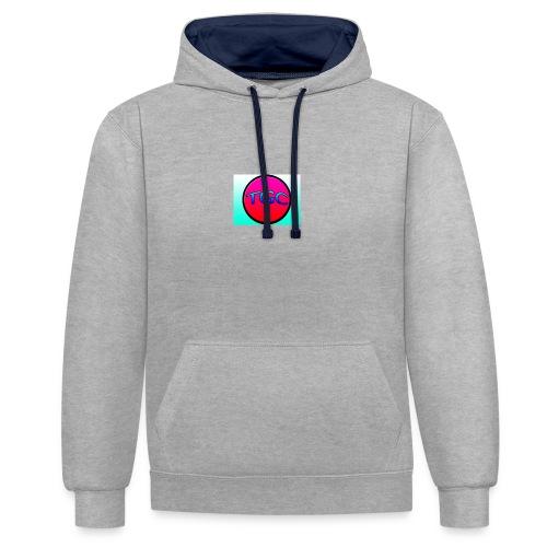 Naamloos 2 - Contrast hoodie
