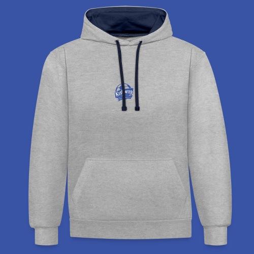 KesUnited - Contrast hoodie