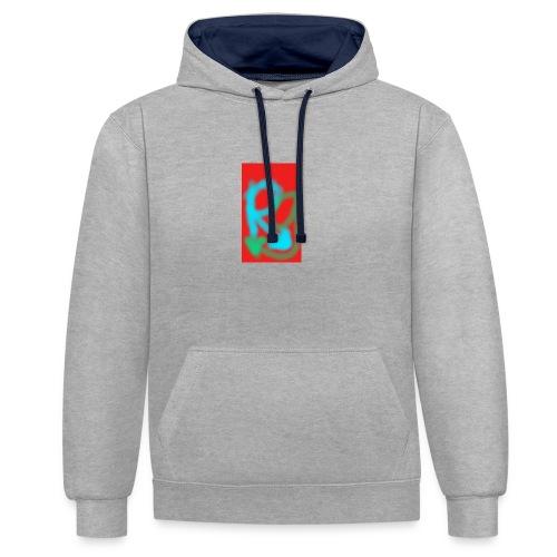 robingaming - Contrast hoodie
